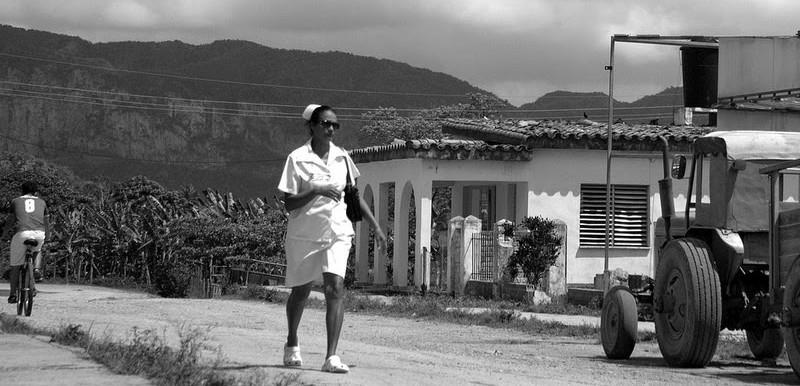 Cuban healthcare © by SpaceUtopian