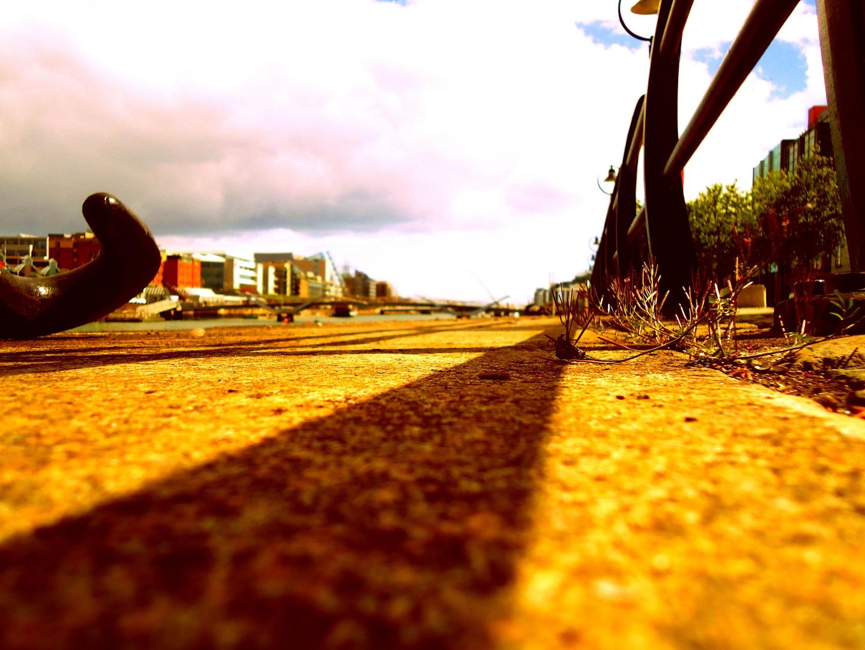 Alone in Dublin © by SpaceUtopian