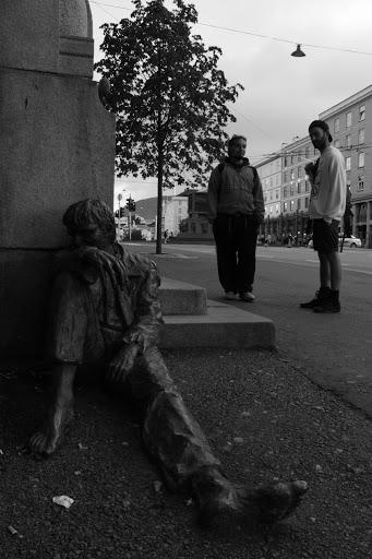 Bergen encounters, August 2013 by SpaceUtopian ©