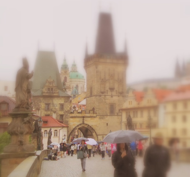 Prague  (CZ) Charles bridge by SpaceUtopian ©
