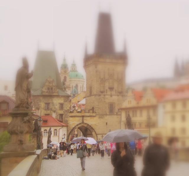 Prague  (CZ) Charles bridge by SpaceUtopian ©