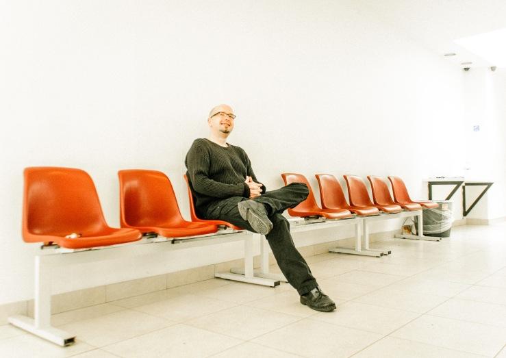 The wait. © 2015 Sven Van Echelpoel. All Rights Reserved.